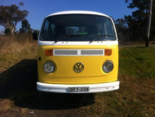 Nsw Rego Check >> Sunny-Beautiful Yellow 1975 VW Kombi Microbus For Sale For ...